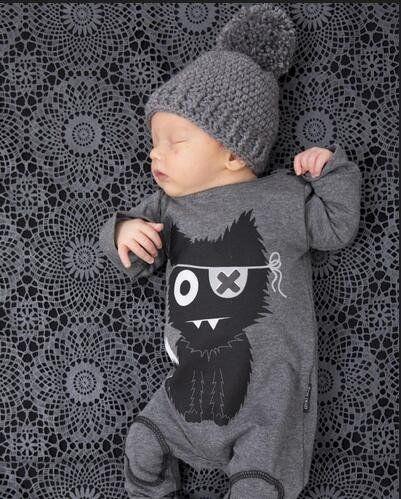 Baby Romper www.madisonj.com