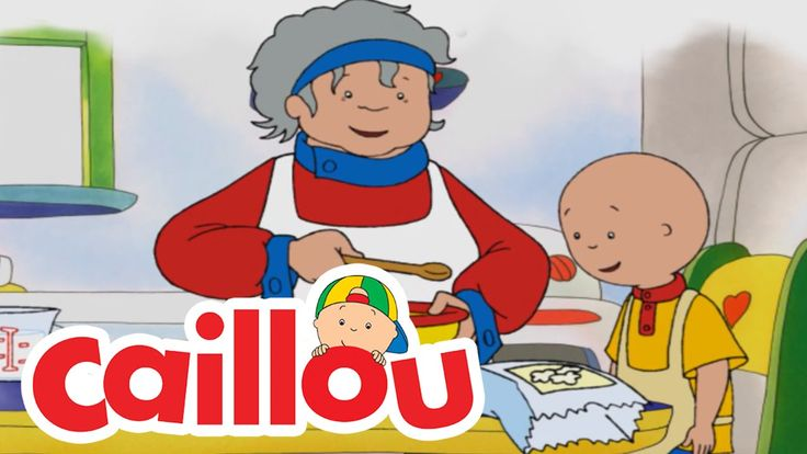 Caillou: A Time to Share! - Music Video from Caillou's Holiday Movie (The Original Soundtrack!) Now Available on iTunes!