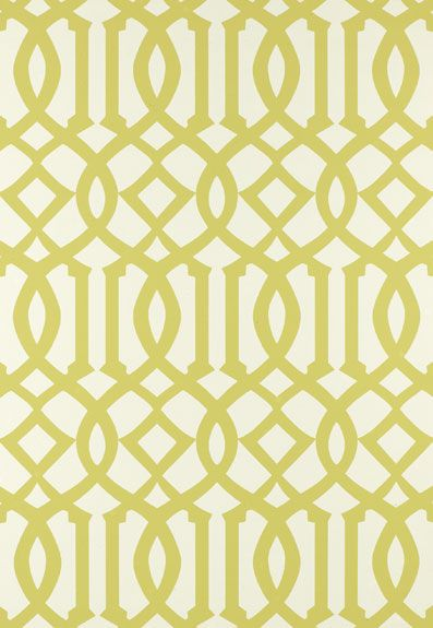 green trellis wallpaper schumacher - photo #2