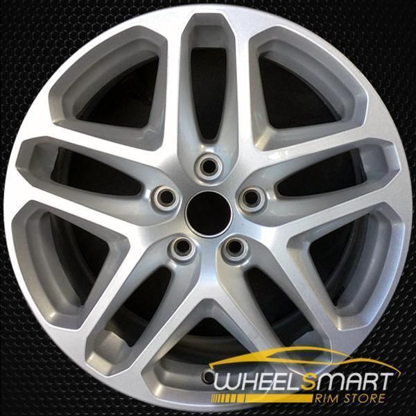 17 Ford Fusion Oem Wheel 2013 2016 Silver Alloy Stock Rim 3957