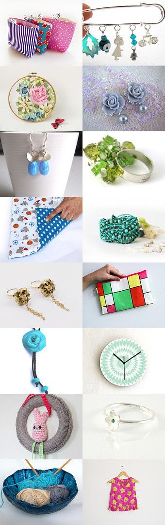 April Fresh Finds by Heart of Gold on Etsy--Pinned with TreasuryPin.com