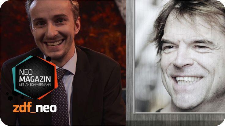 Eier aus Stahl: Campino & Band Aid 30 - Do they know it's Scheiße? - NEO...