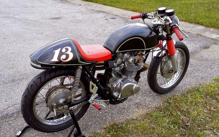 honda cl450 cafe racer honda cafe racer conversion based on 1971