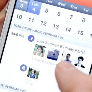 Sunrise. It's a super cool calendar #mobileapp that integrates your Gcalendar!  #IntegritySTL