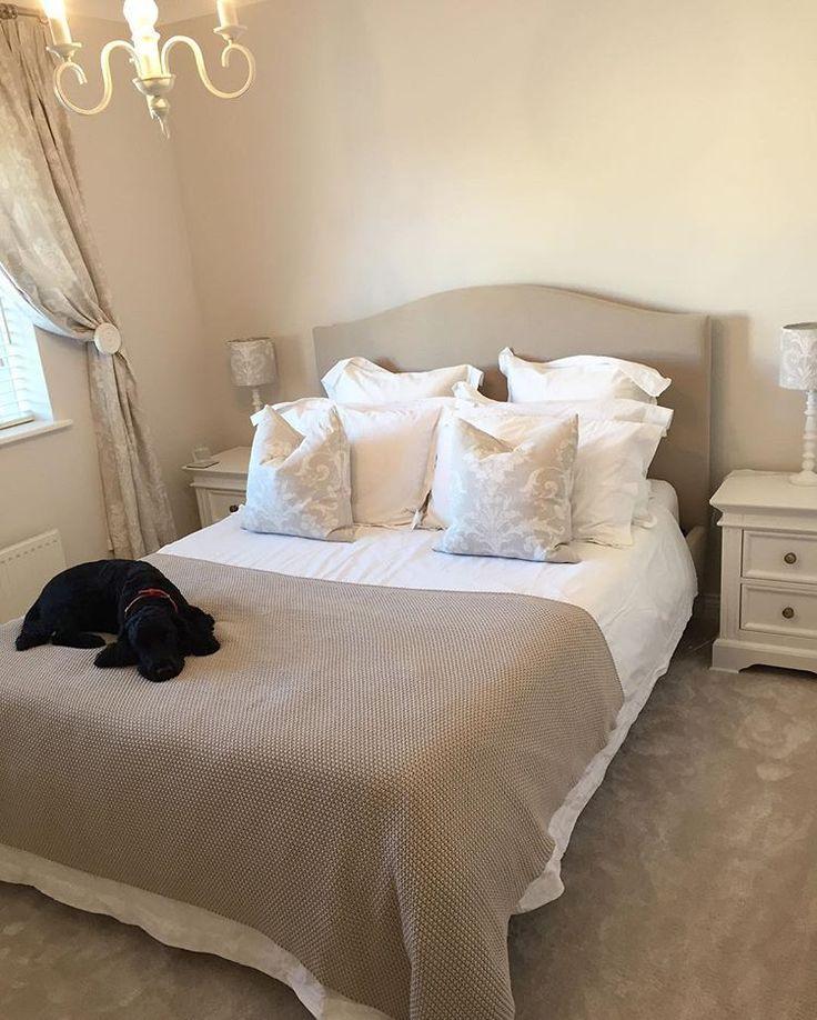 В спальной комнате наконец-то закончила ❤️ #mylabedroom #lauraashley #josette…