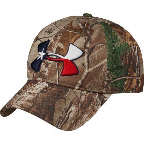 ae5fd5f598d Under Armour® Men s TX STR Realtree Xtra® Hunting Cap   HuntingApparelandClothesforMen