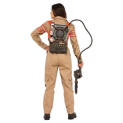 Halloween Ghostbusters Movie Grand Heritage Costume - Medium, Adult Unisex, Multicolored