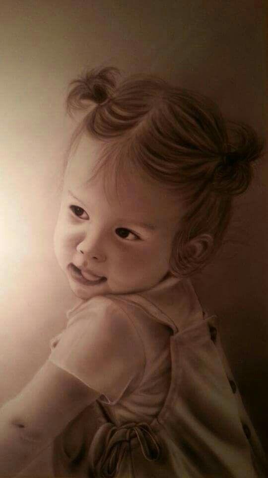Airbrush 70x50 cm by M.P Design Art