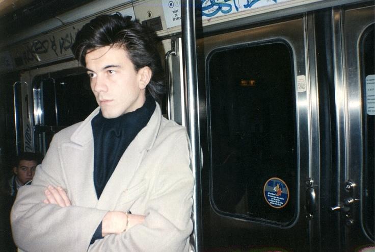 1989 Parigi - Who we are In a Metrò