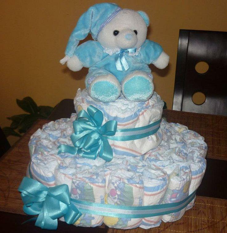 torta de pañales