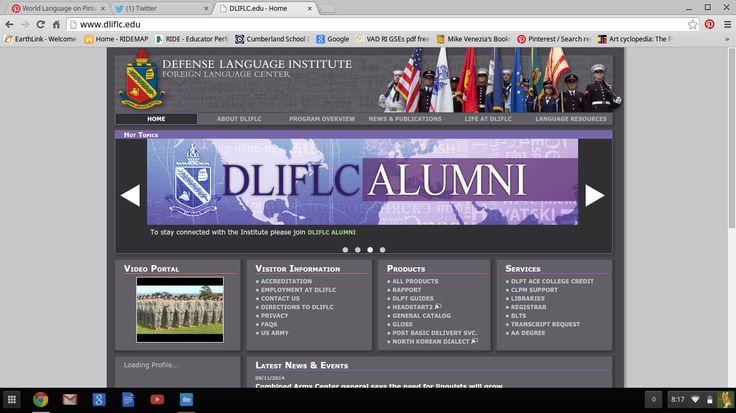 Httpwwwdliflcedu defense language institute for