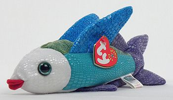 17 best images about beanie babies i want on pinterest for Fish beanie baby