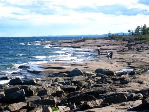 Kramfors, Sweden. http://www.worldheritagesite.org/sites/highcoast.html