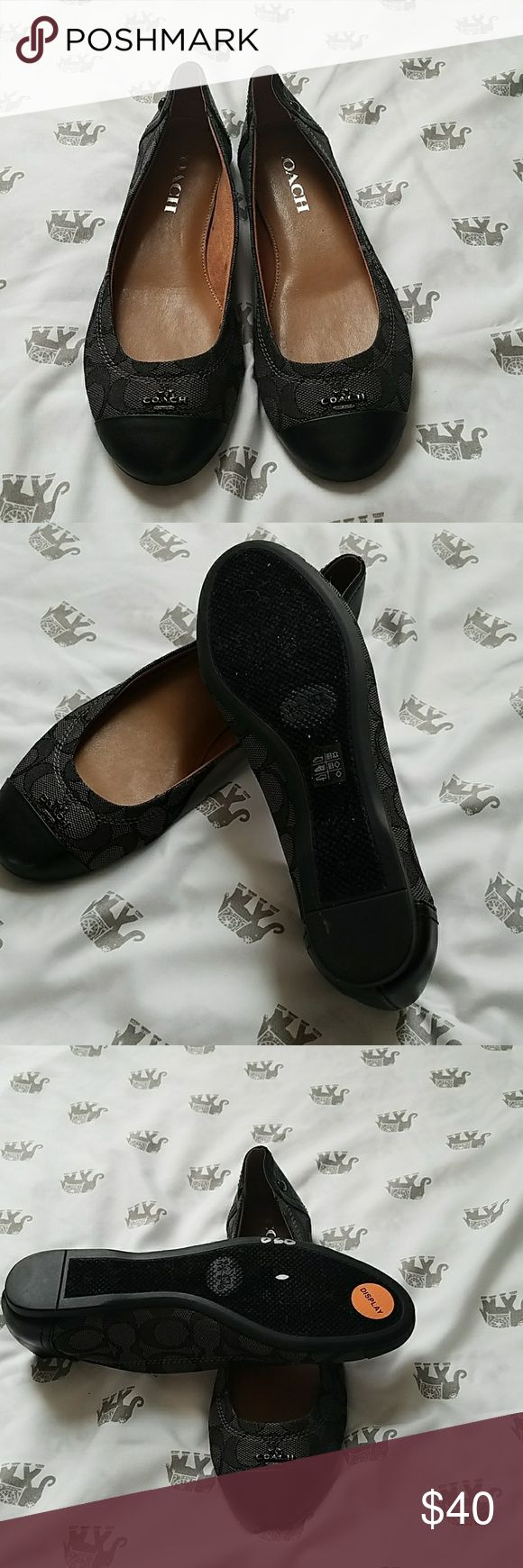 Coach flats New  without box Coach Shoes Flats & Loafers