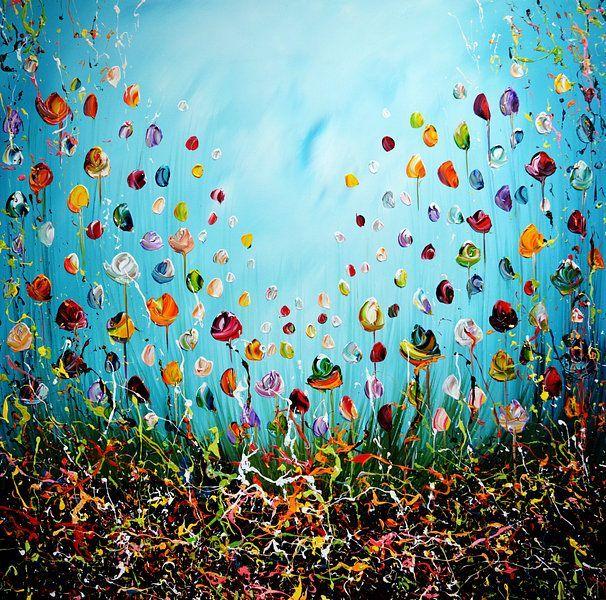 blumen poster gena theheartofart ohmyprints in 2021 idee farbe holzbilder leinwandbilder foto auf leinwand drucken lassen bild von