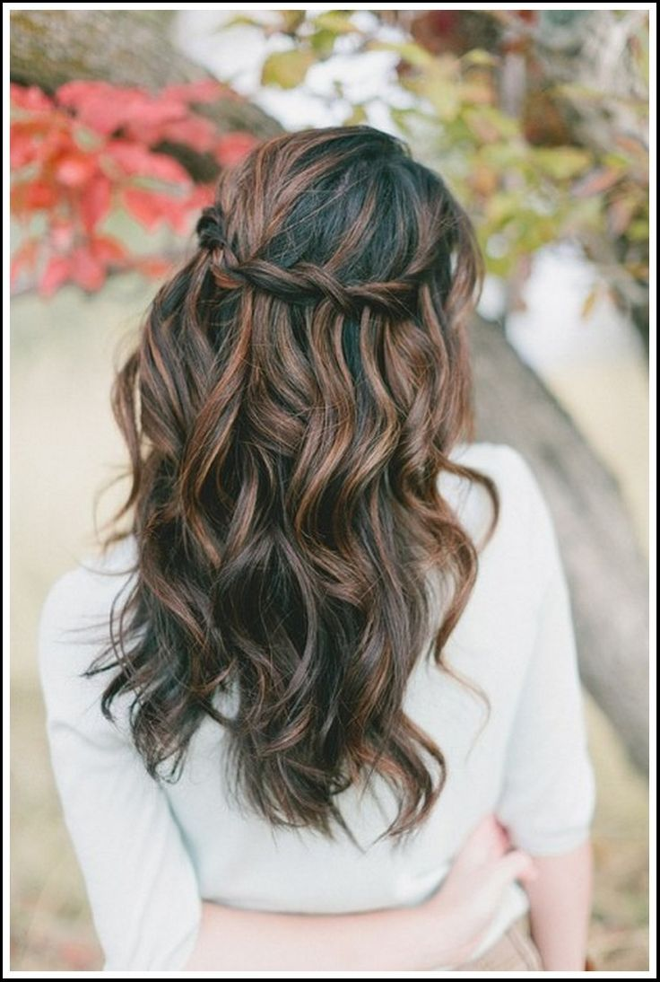 Engagement Party Hairstyle Ideas