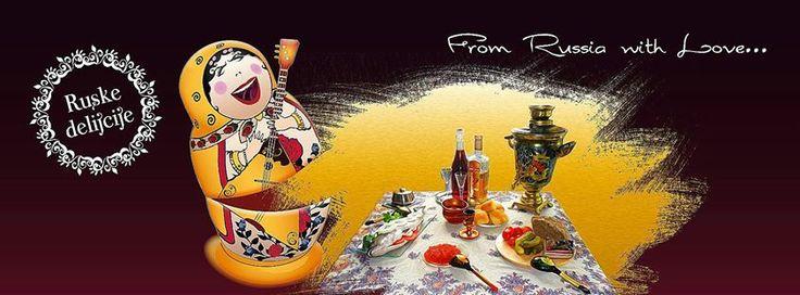 Rusiju poznajemo po umjetnosti, književnosti, glazbi, bogatoj povijesti… a sada možemo u Zagrebu u Vlaškoj ulici 19 upoznati i slasnu stranu ove velike zemlje!  Otkrijte i probajte kavijar, jetru bakalara, dimljene ribe, pelmeni, originalnu rusku votku, šampanjac, pivo, čaj sgušonku i druge ruske slatkiše i još puno delicija! https://www.facebook.com/RuskeDelicije