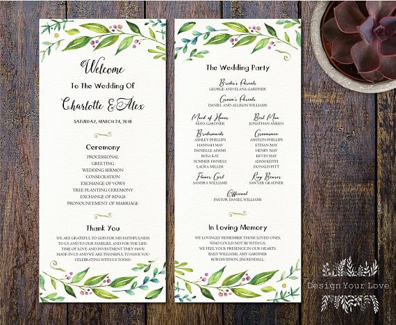 Best 25+ Wedding Ceremony Order Ideas Only On Pinterest