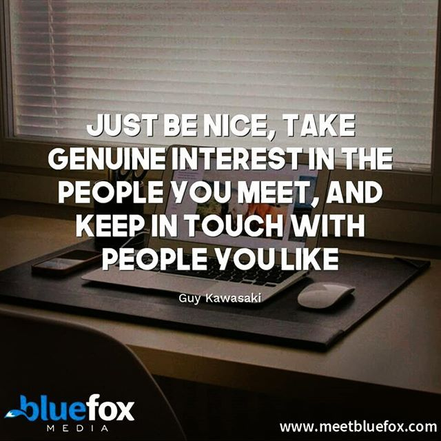 You may not win everyone's business, but if you are simply kind to people, treat them like people, you'll partner with people who care... Lifelong relationships! * ✔️We genuinely care and are giving you our free audit tool.  Link in bio, find out really how well your marketing efforts are doing! * * #meetbluefox #marketing #branding #leadership #business #digitalmarketing #talktous #expertmarketer #audit #conversion #tools #findout #advertising #digital #socialmedia #smm #understanding…