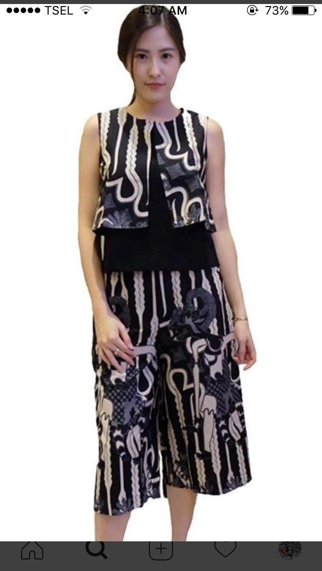 Batik cool ♡