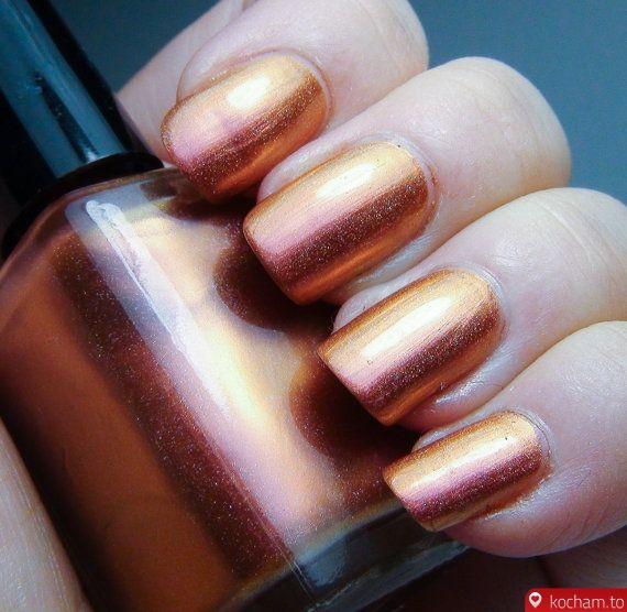 Kocham.to - Metaliczny lakier do paznokci