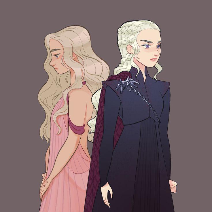 Daenerys 1&7