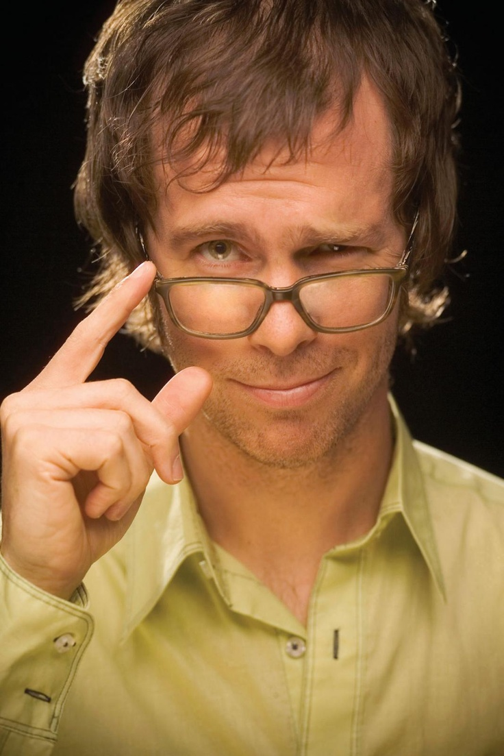 Ben Folds, his voice is great for the ears and his jokes are great for the mind.  Piano at its finest.