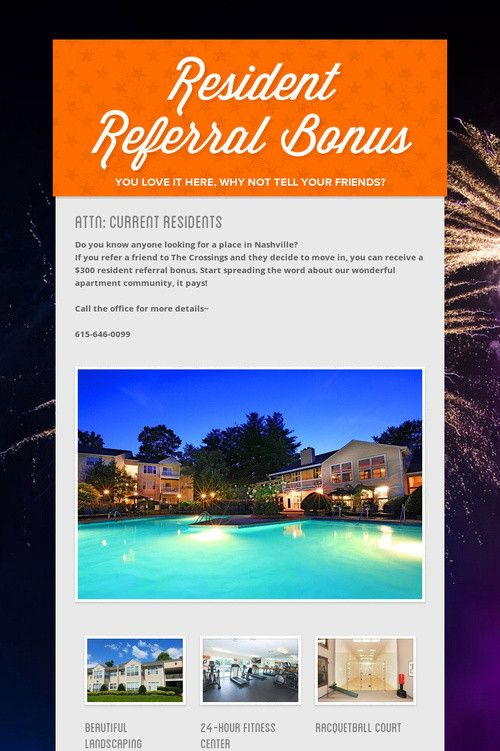 17 best images about resident referrals on pinterest