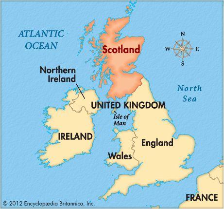 Map/Still:Scotland