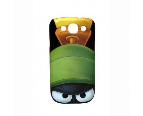 Tapa Looney Tunes Samsung S3 Space Marvin   Carcasa Samsung S3 Marvin, Marciano atento para proteger tu Smartphone o destruir la tierra?   ajuste perfecto, completo acceso a puertos, botones y completa protección, exterior suave para cómodo y agradable uso.   Visítanos; www.gsmchile.cl   @gsm_chile   www.facebook.com/gsmchile.cl