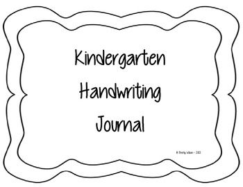 Best 25+ Kindergarten handwriting ideas on Pinterest