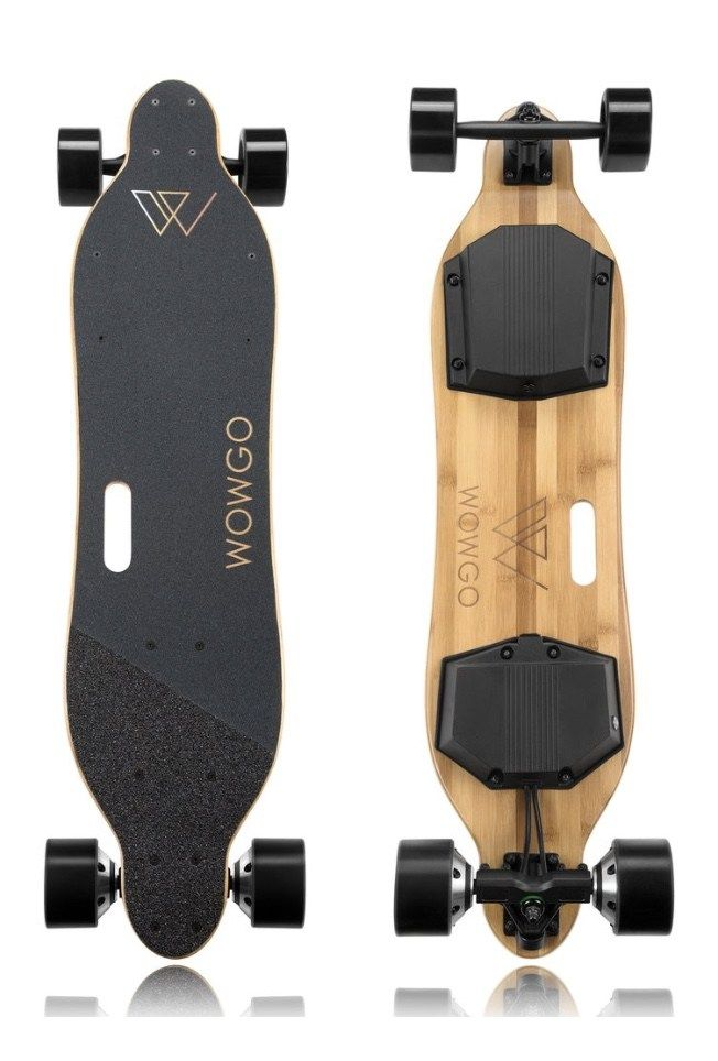 Wowgo 2s Skateboard Electric Skateboard Skateboard Cool Gear