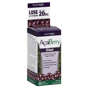 Natrol Acaiberry Diet,  60 Capsules --- http://www.pinterest.com.luvit.in/68