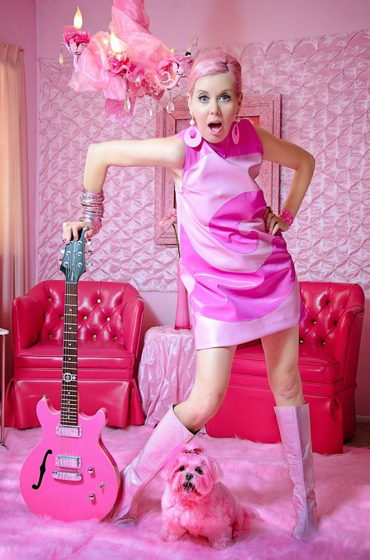 the pink lady of hollywood more hollywood mod pink lady pink ladies ...