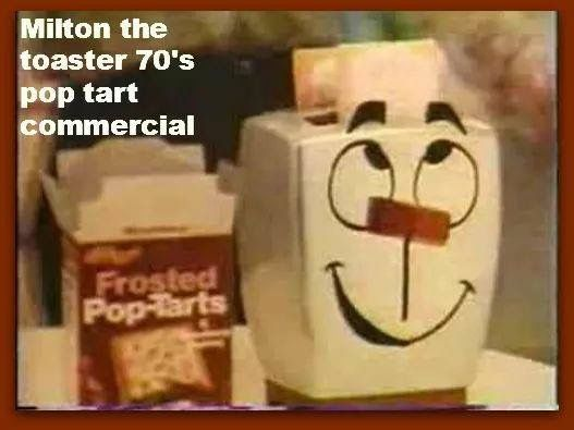 Frosted Pop-Tarts ...