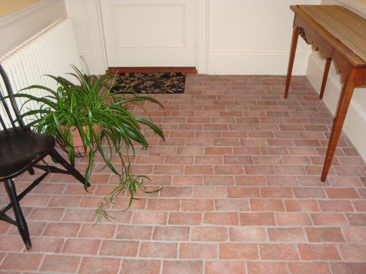 Manor Collection   Inglenook Brick Tiles   Thin Brick Flooring, Brick Pavers,  Ceramic Brick