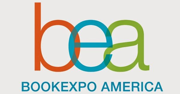 The Quivering Pen: It's All a Blur: A Field Report from Book Expo America 2014