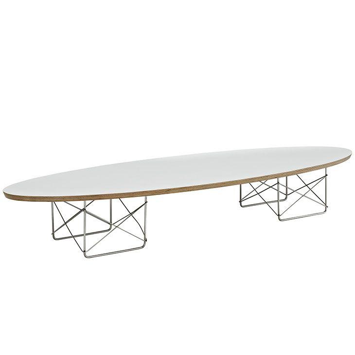 Marvelous LexMod   Surfboard Coffee Table 370