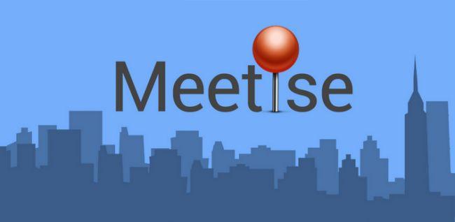 Meetise, encuentra gente por geolocalización http://www.xatakandroid.com/p/85844