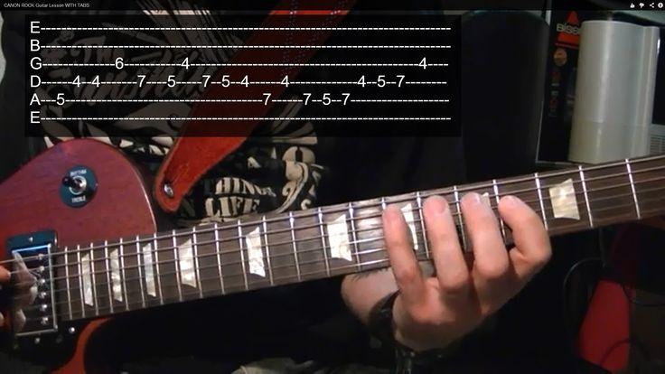 PAC MAN - Guitar Lesson