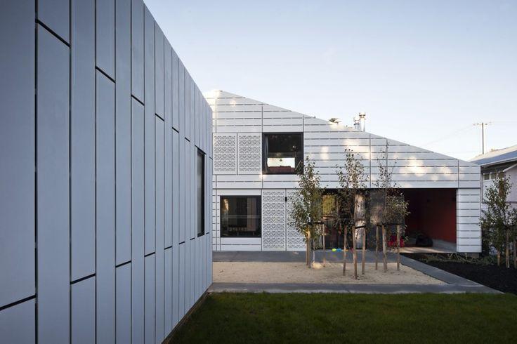 EQUITONE facade materials House for Five / RTA Studio (2) , New Zealand Www.equitone.com