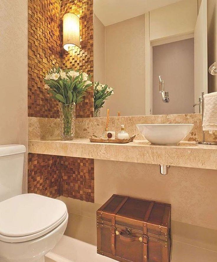Lavabo No Banheiro : Melhores imagens de inspira??o lavabo no