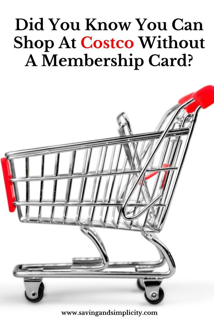 Yes, you can shop Costco, http://costco.com, http://costco.ca without a membership! Same great savings with no annual fee.