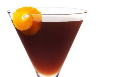 The Blood and Sand, Where Scotch and Brandy Meet: Scotch, cherry brandy, sweet vermouth, and orange juice: keep it even and you have a great Blood and Sand cocktail.