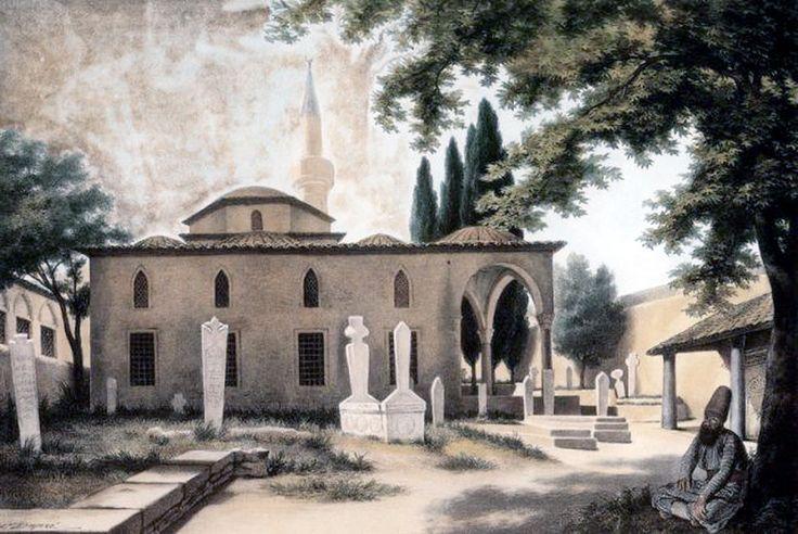 Το Τέμενος Τζισδαράκη στην Αθήνα
