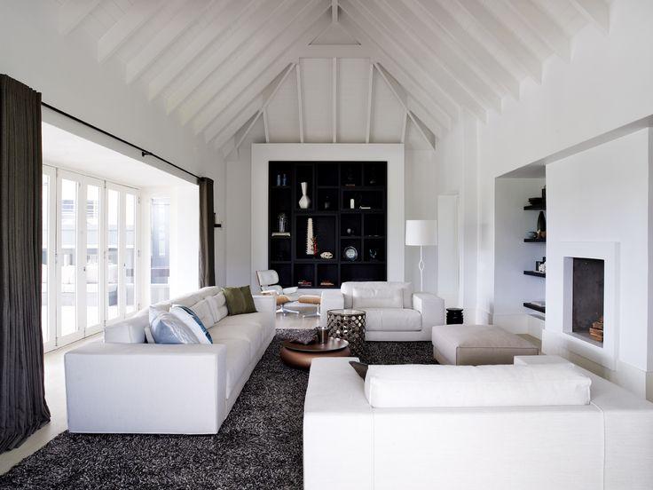 Living In White