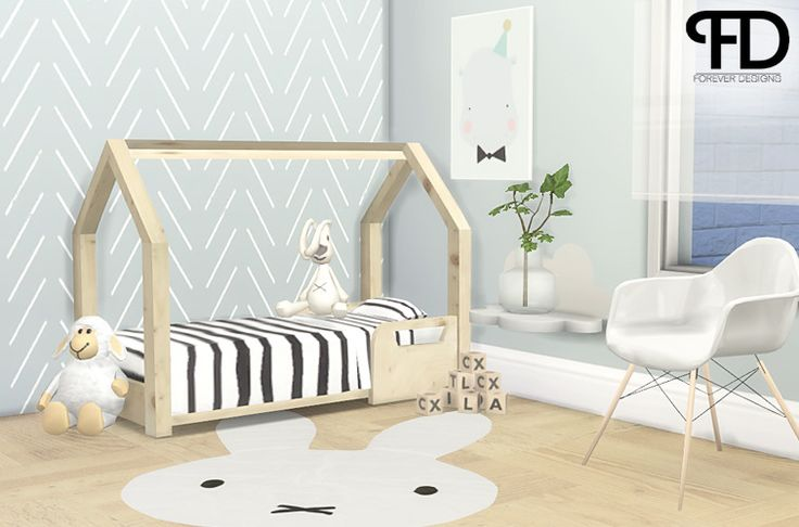 Foreverdesigns Jace Kidsroom Toddler Bed Omg Toddlers