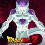 Posters de Dragon Ball Z: O Renascimento de Freeza