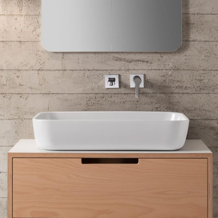 meer dan 1000 idee n over aufsatzwaschtisch op pinterest waschtisch dubbel wastafelmeubel en. Black Bedroom Furniture Sets. Home Design Ideas