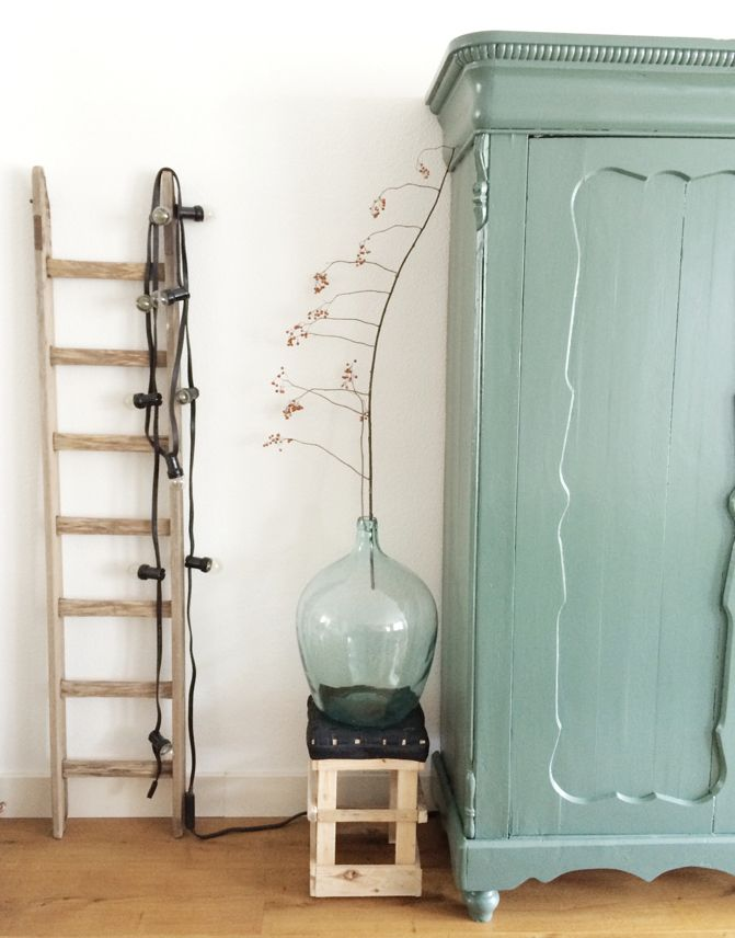 25 beste idee n over groene slaapkamers op pinterest groene slaapkamer decor groene - Landstijl decoratie ...